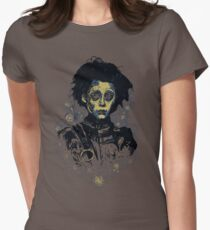 Scarry Night Womens Fitted T-Shirt
