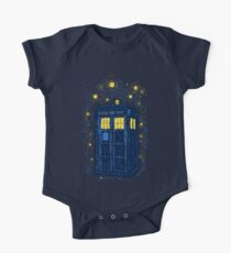 Space Time Impressionism Kids Clothes