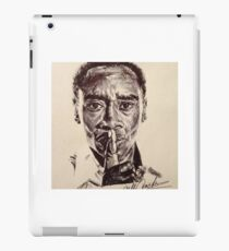 Don Cheadle iPad Case/Skin