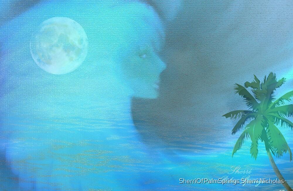 ANGEL OF THE SEA by Sherri Palm Springs  Nicholas