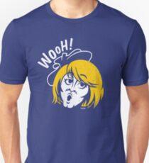 Regine! Wooh! Unisex T-Shirt