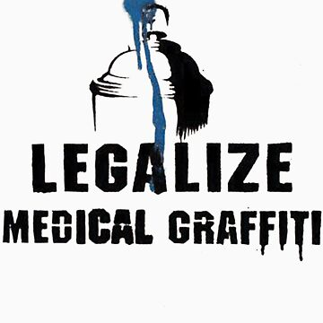 Legalize Graffiti by TheBeksor