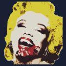 Vampire Marylin by Yaz Alcantara