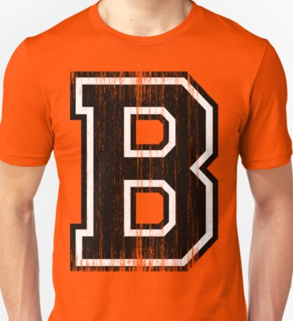 Big Varsity Letter B T-Shirt
