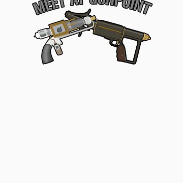 Meet at Gunpoint #2 by pertlattimers