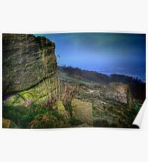 Chevin Surprise View  Poster
