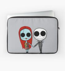 Jack and Sandy - The Nightmare Before Christmas Laptop Sleeve