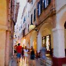 alley Ciutadella by oreundici