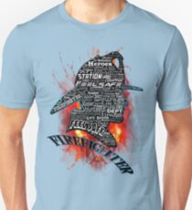 Firefighter phrases that symbolize T-Shirt