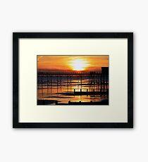 Bognor Pier Framed Print