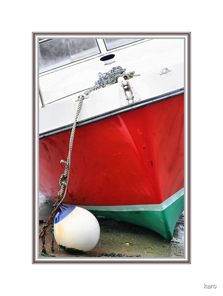 The buoy by karo