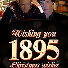 """""""Wishing You 1895 Christmas Wishes"""" by devinleighbee"""