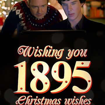 """Wishing You 1895 Christmas Wishes"" by devinleighbee"