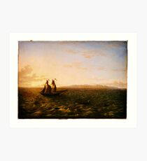 John Glover The Island of Madeira Google Art  Project Art Print