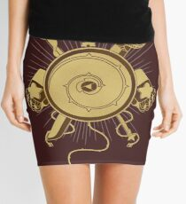 Gems Weapons Mini Skirt