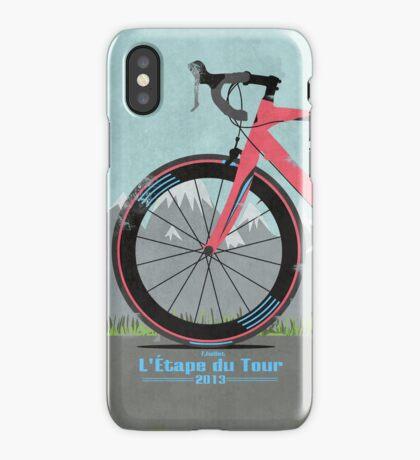 L'Étape du Tour Bike iPhone Case/Skin