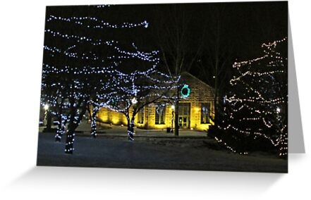 Christmas Dream by Greg Belfrage