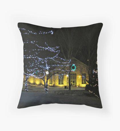 Christmas Dream Throw Pillow
