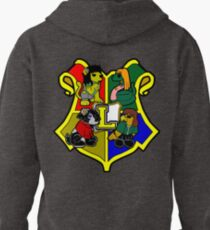 Lawndale School of Witchcraft and Whatever Pullover Hoodie