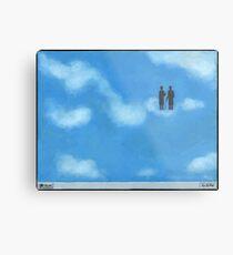 Magritte 95 Metal Print