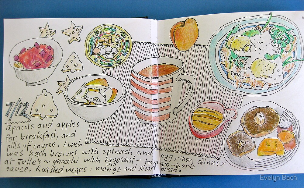from the food diary: Julie's shortbread by Evelyn Bach