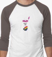 Hawthorne Pride Wipes Men's Baseball ¾ T-Shirt
