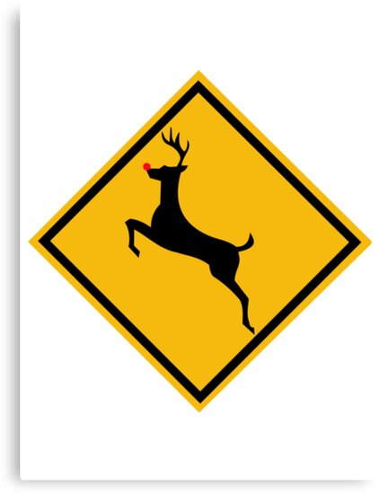 Reindeer Crossing 2 by formypony