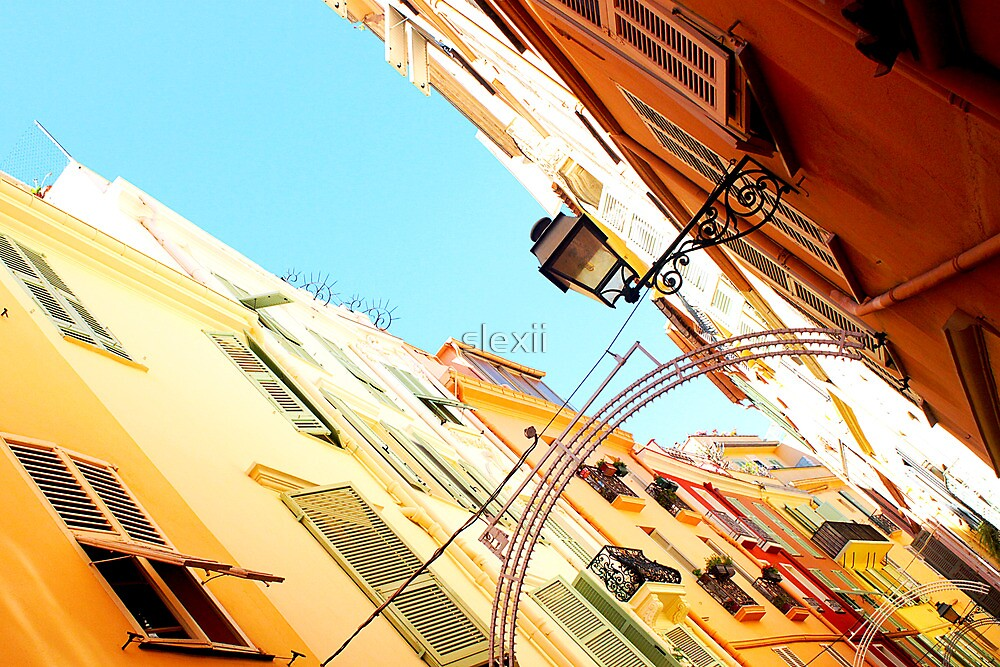Streets of Monaco by slexii