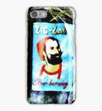 Zig Zag Double Wide iPhone Case/Skin