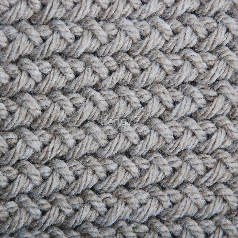 Knitting Texture Drawing : Quot hip grey sweater texture chunky knit photographic prints