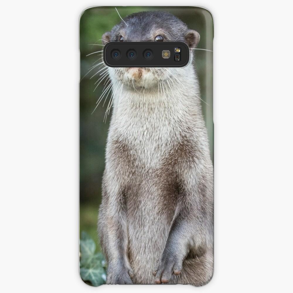 Otter paw-trait Case & Skin for Samsung Galaxy