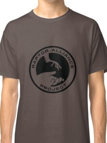 Raptor Alliance Project: Black Classic T-Shirt