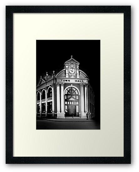 York Town Hall - Western Australia  by EOS20