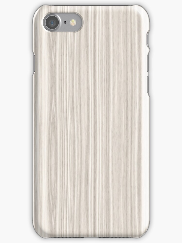 White Wood Grain by pjwuebker