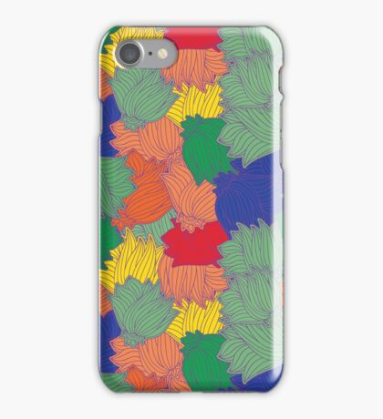 Floral Chaos iPhone Case/Skin