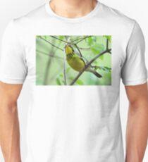 Canada Warbler Unisex T-Shirt