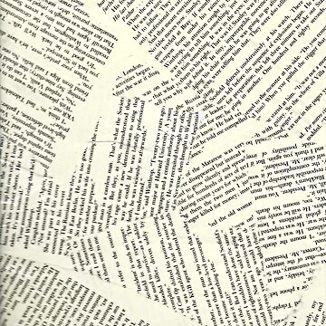 Book Paper Background  by LizzyONE20