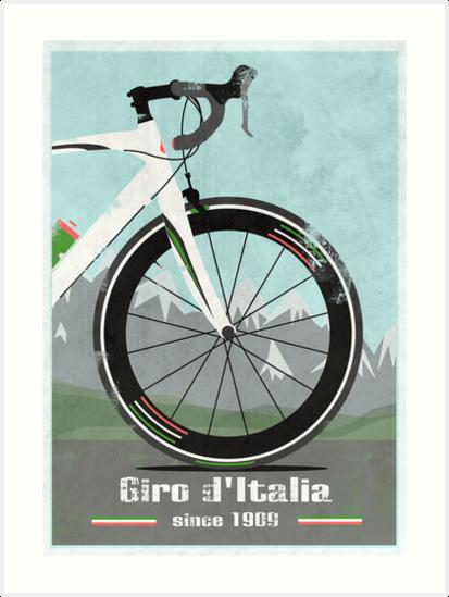 GIRO D'ITALIA BIKE by Andy Scullion