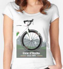 GIRO D'ITALIA BIKE Women's Fitted Scoop T-Shirt