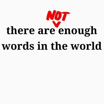Words (LIGHT) by pospreterito