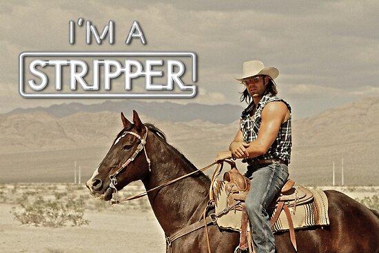I'm a Stripper - Alexander on Horse by B2B Entertainment