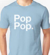 Pop Pop (White) T-Shirt