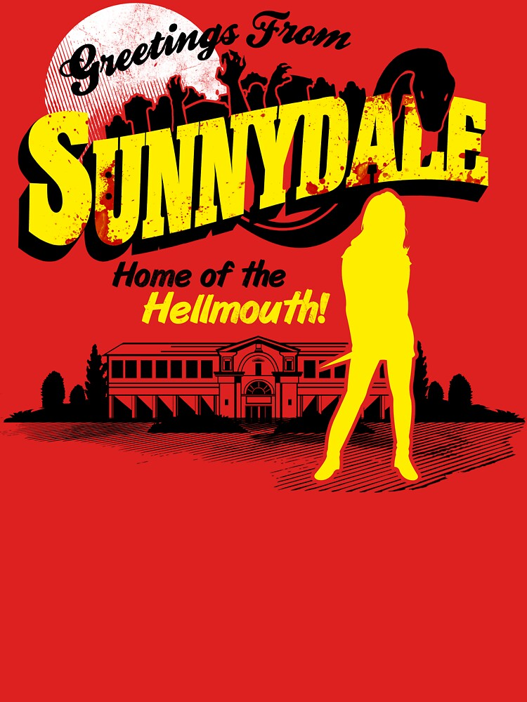 Greetings from Sunnydale  by TomTrager