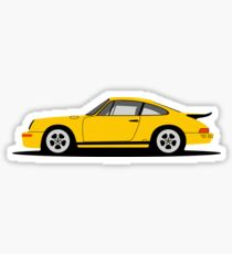 Ruf CTR Sticker