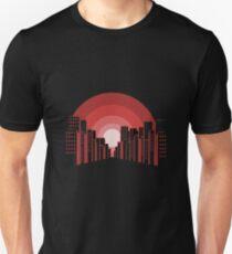 City Sunset Unisex T-Shirt