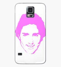 Trudeau Pretty in Pink Case/Skin for Samsung Galaxy