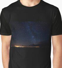 Milky Way Graphic T-Shirt