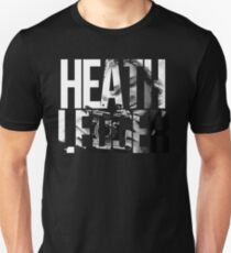 Heath Ledger Unisex T-Shirt