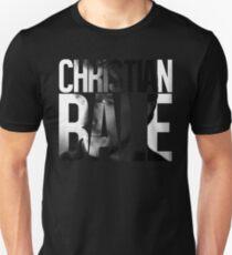 Christian Bale Unisex T-Shirt