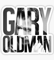 Gary Oldman Sticker